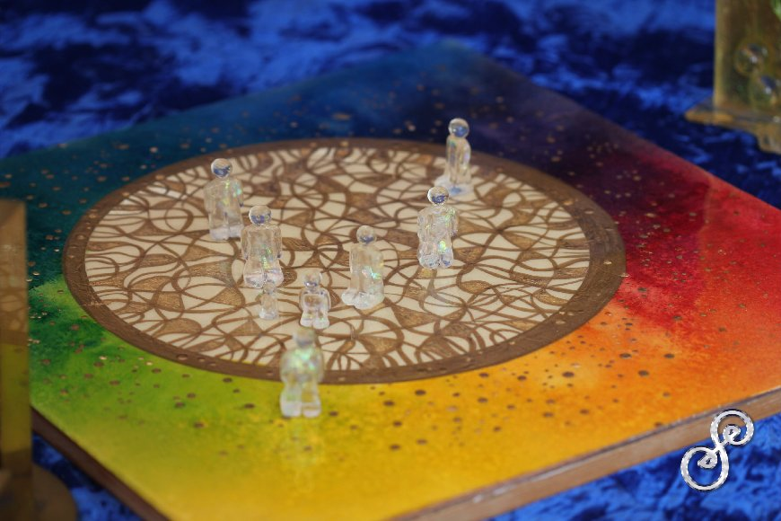 Magic Circle board